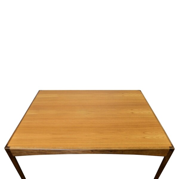Vintage Dining Table Designed by Kristian Vedel - top