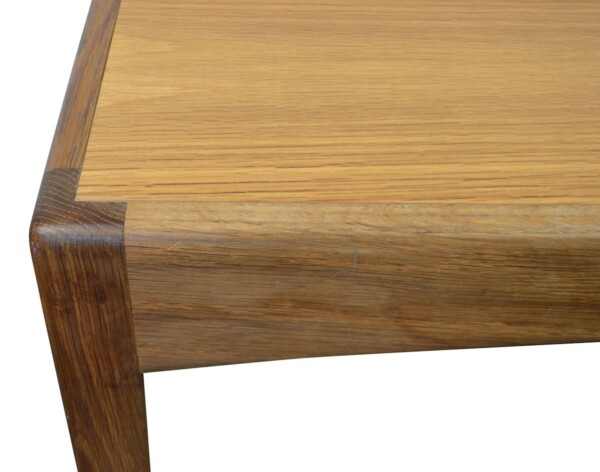 Vintage Dining Table Designed by Kristian Vedel - detail