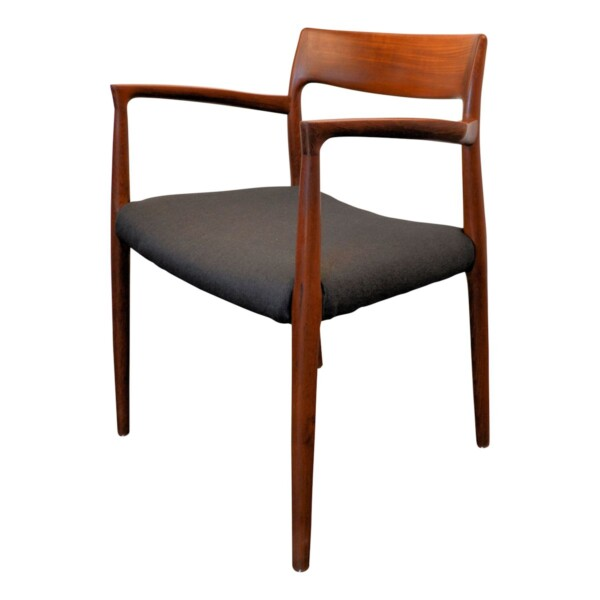 Vintage Niels O. Møller model #57 Dining Chair