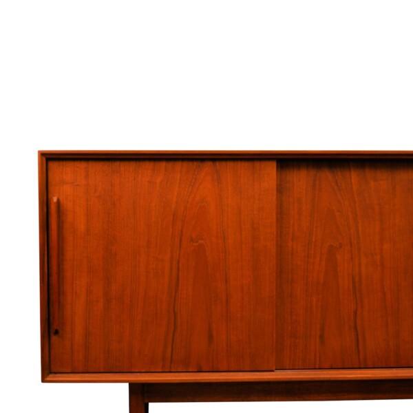 Vintage Teak Sideboard - detail