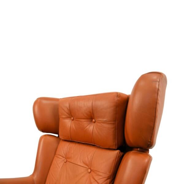 Vintage Skjold Sørensen Lounge Chairs - detail