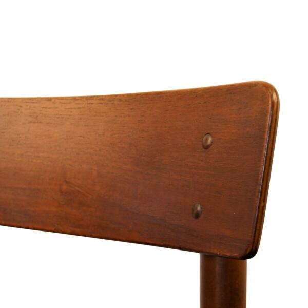 Vintage Børge Mogensen Dining Chairs - detail