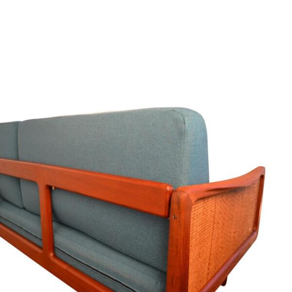 Vintage Peter Hvidt & Orla Mølgaard-Nielsen Model 451 Sofa - detail