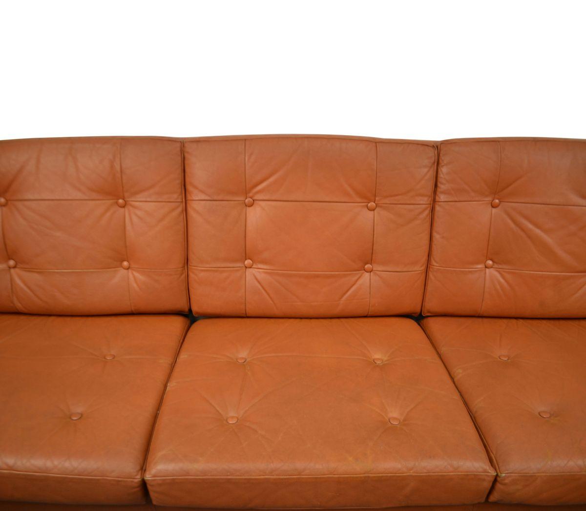 Leren Bank Denmark.Vintage Skjold Sorensen Lounge Chairs Vintage Vibes