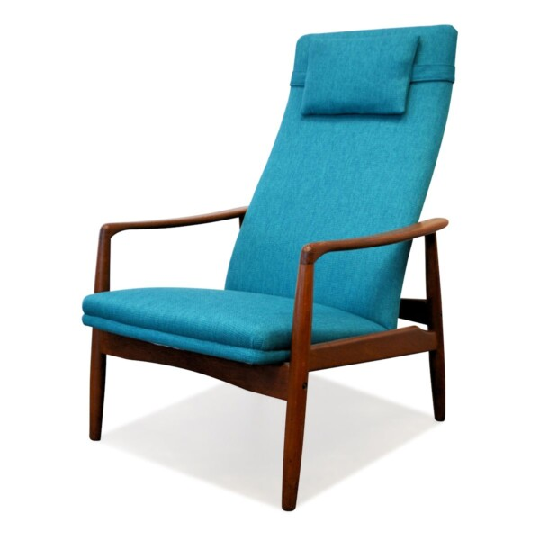 Vintage Søren Ladefoged Easy Chair