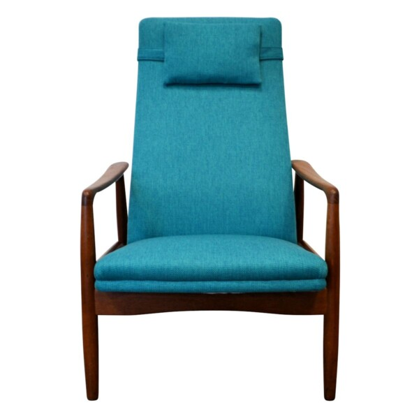Vintage Søren Ladefoged Easy Chair - front