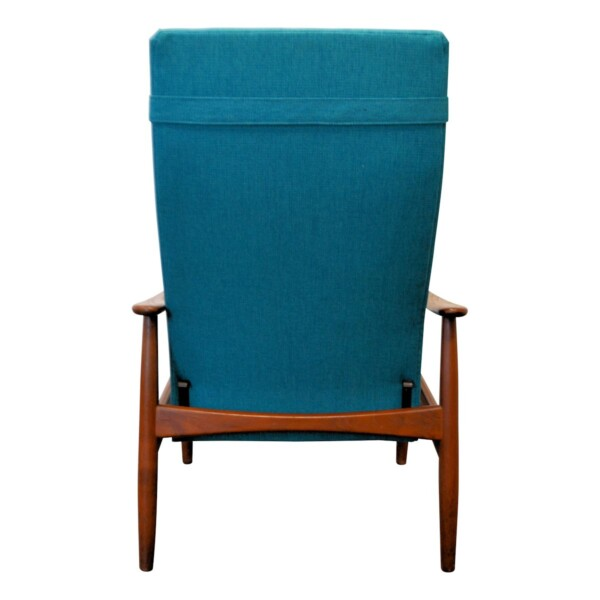 Vintage Søren Ladefoged Easy Chair - back