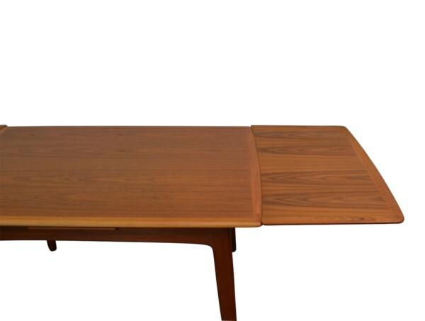 Vintage Teak Dining Table by Svend Aage Madsen