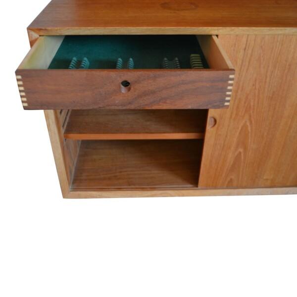 Vintage Danish teak Poul Cadovius shelving system