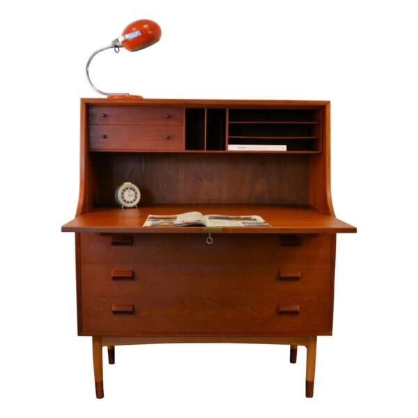 Vintage Børge Mogensen teak secretaire