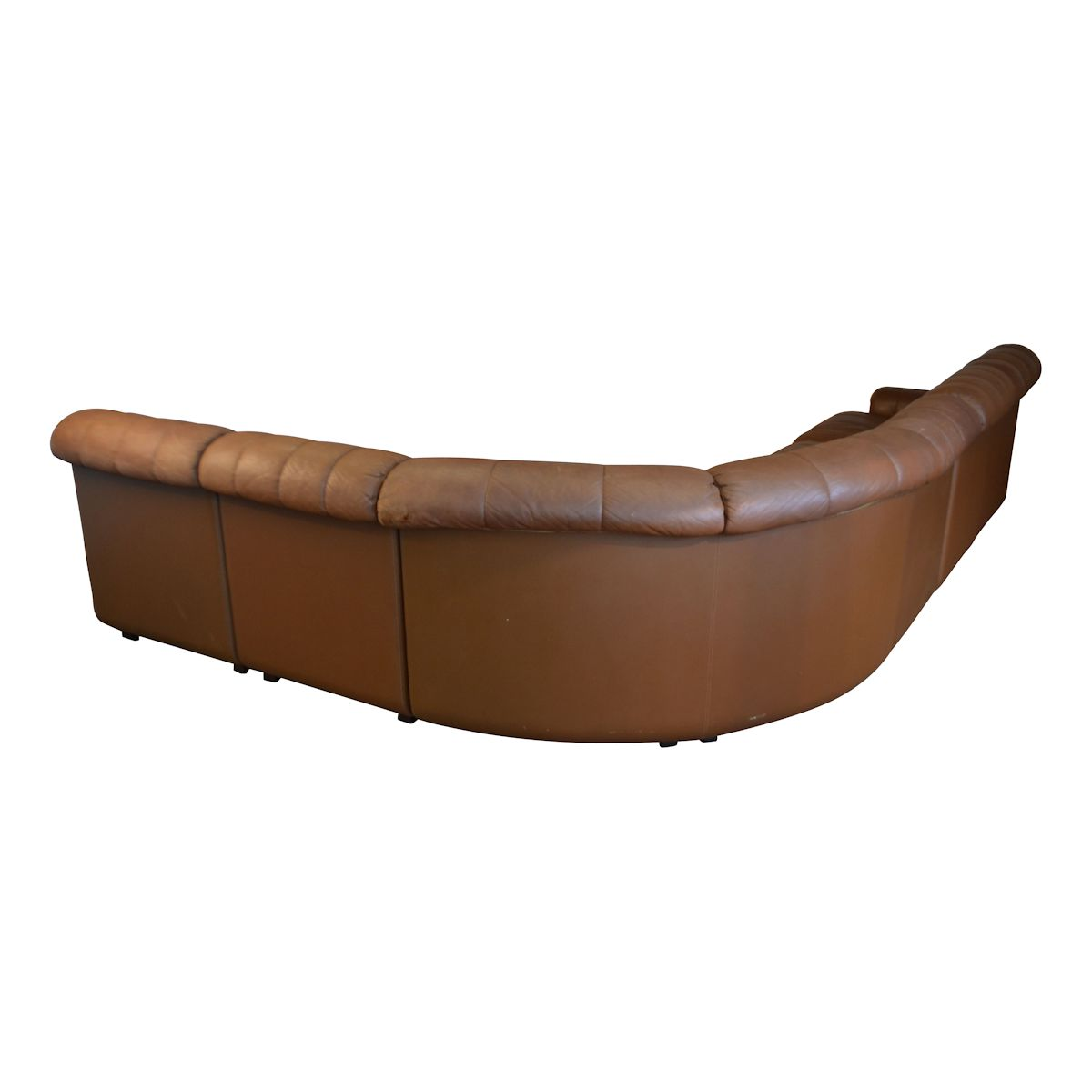 Leren Bank Vintage.Vintage Leather Corner Sofa By Skipper Vintage Vibes